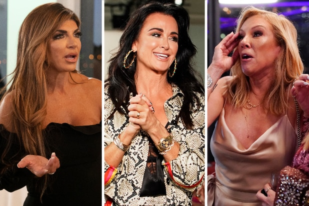 Teresa Giudice Kyle Richards Ramona Singer Real Housewives