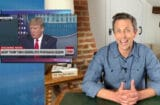 seth meyers rips news networks for airing trump coronavirus briefings