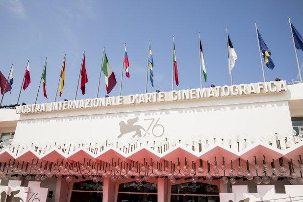 Venice Film Festival Palazzo del Cinema