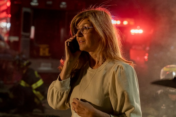 911 finale Season 3 Connie Britton Abby