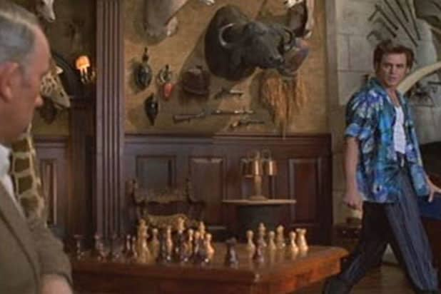 Ace Ventura Chess