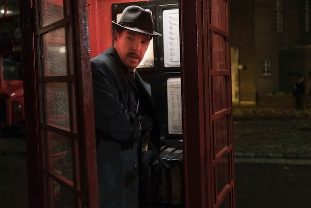 Benedict Cumberbatch The Courier Ironbark