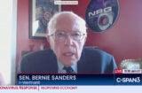 Bernie Sanders at Senate Health Committee hearing