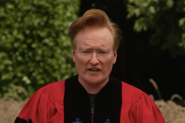 Conan OBrien Harvard Commencement speech