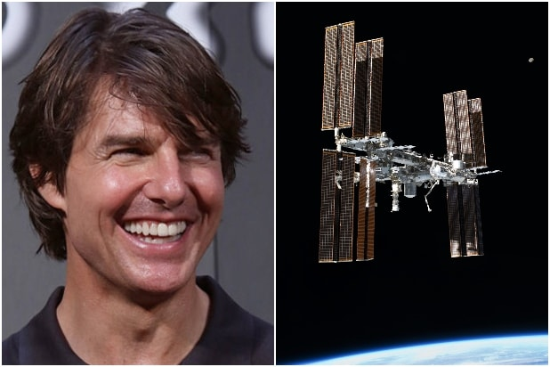 Tom Cruise ISS split Doug Liman