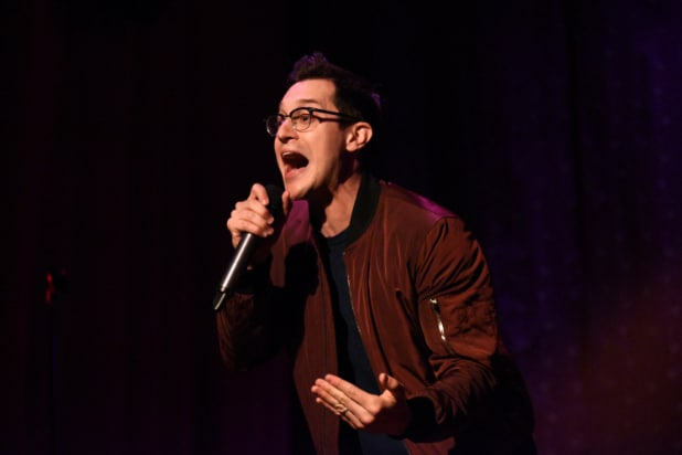 Dan Levy stand-up comedy