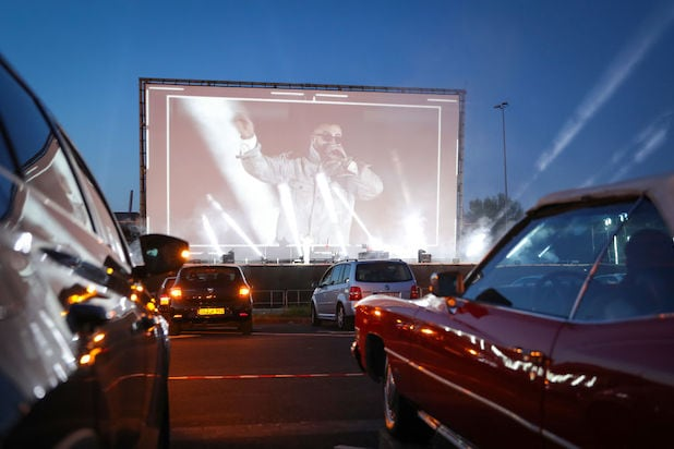 Drive In Theater Events Where To Watch Movies Safely