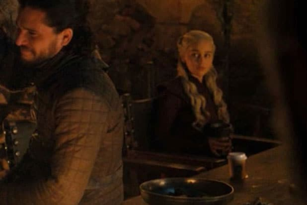 Game of Thrones Starbucks