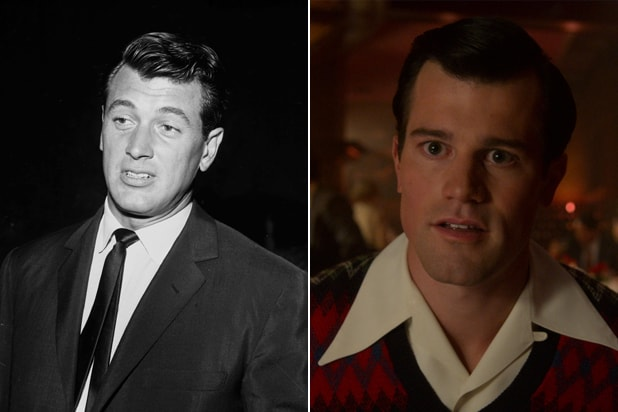 Hollywood Jack Picking Rock Hudson