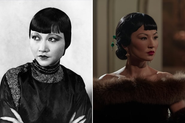 Hollywood Michelle Krusiec Anna May Wong