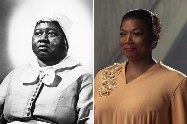 Hollywood Queen Latifah Hattie McDaniel