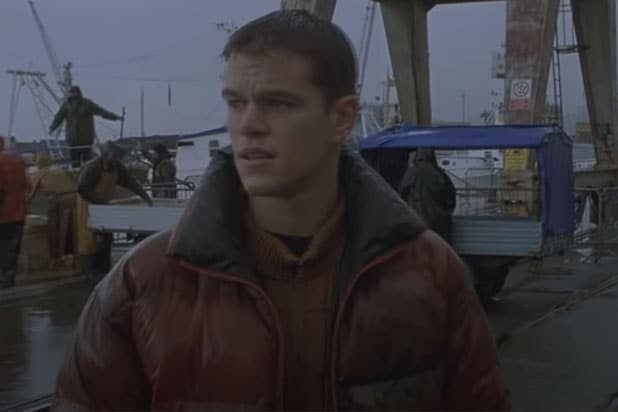 Jason Bourne Bourne Identity