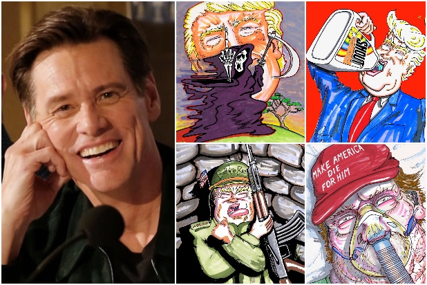 Jim Carrey Trump gallery cover