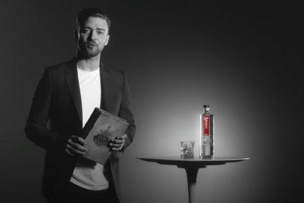 Justin Timberlake Sauza 901