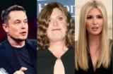 Lilly Wachowski Elon Musk Ivanka Trump