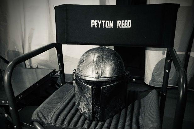 Mandaloran Season 2 Director Peyton Reed