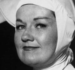 Marge Redmond on The Flying Nun