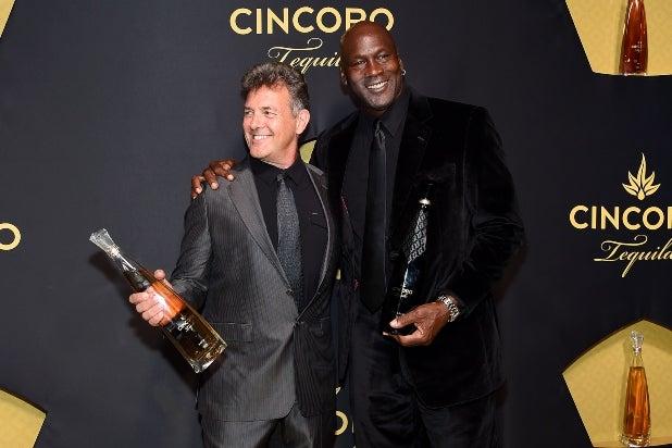 Cincoro Tequila Michael Jordan