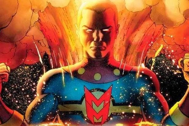 Miracleman Marvelman Superhero