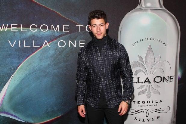 Nick Jonas villa one
