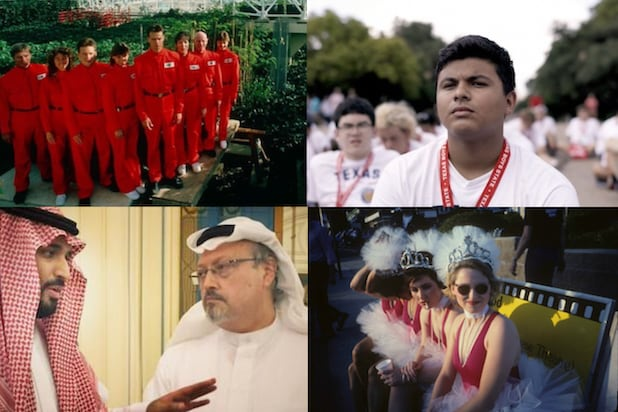 Oscar qualifying docs 2020: Spaceship Earth, Boys State, The Go-Go's, The Dissident