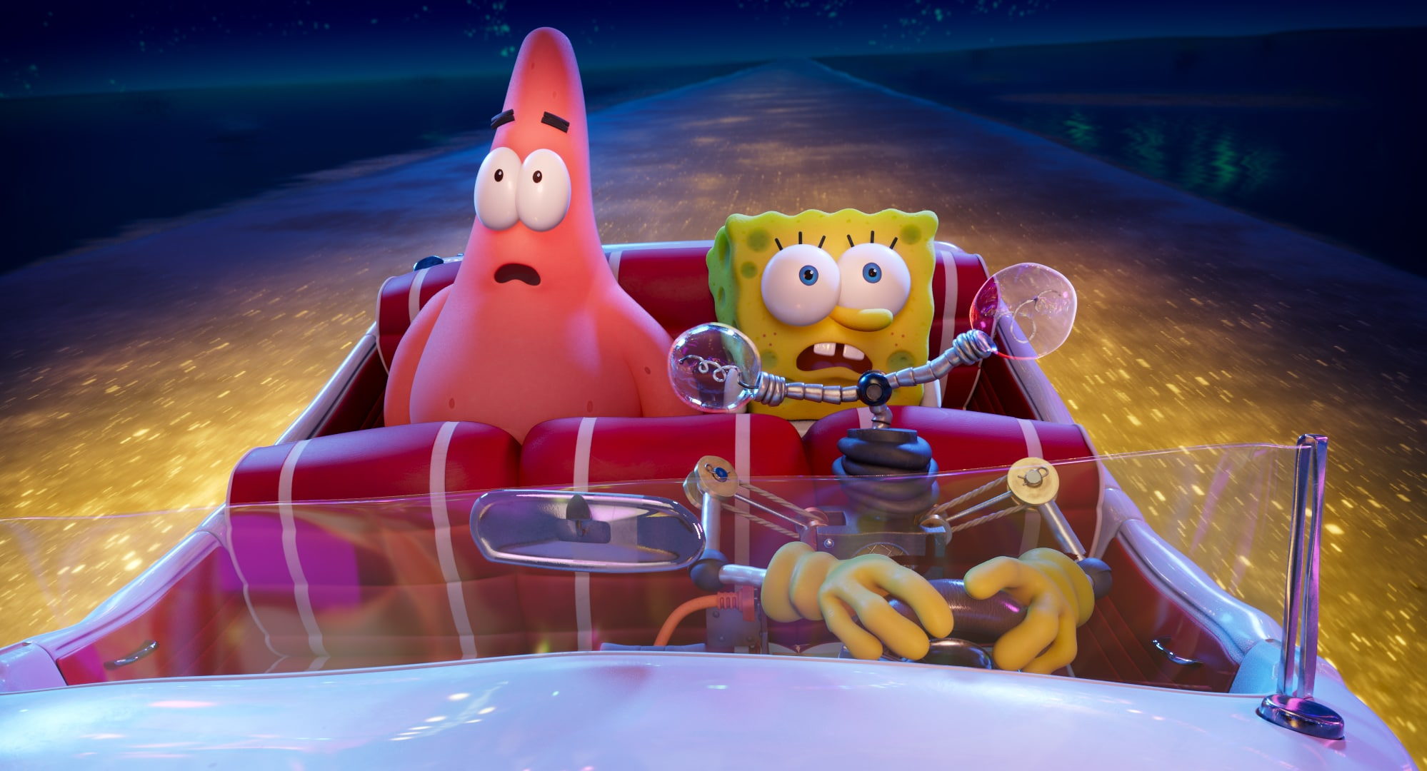 The Spongebob Movie Sponge On The Run Will Debut On Vod