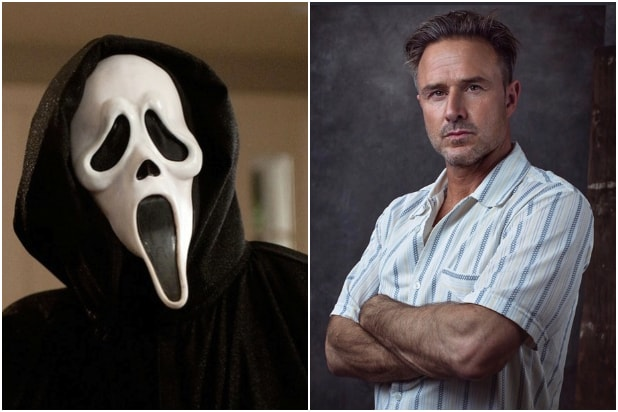 Scream David Arquette