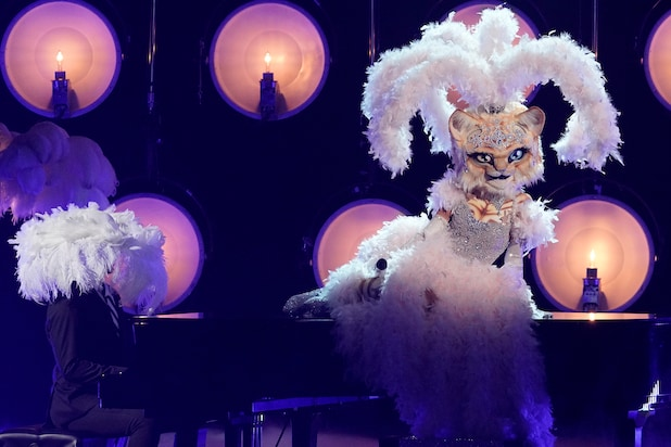 The Masked Singer Kitty jackie evancho