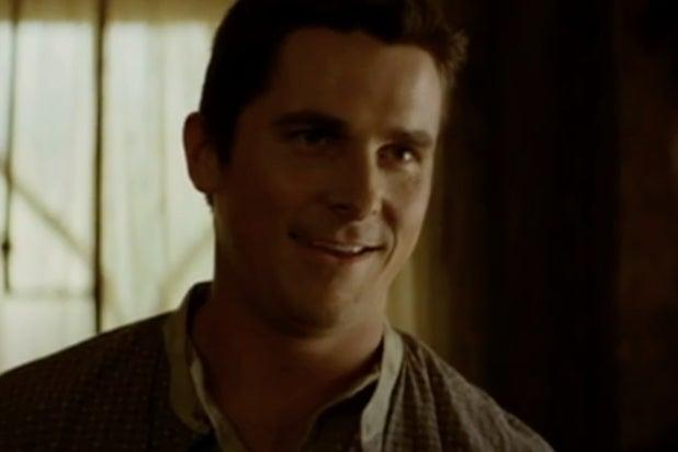 The Prestige Christian Bale