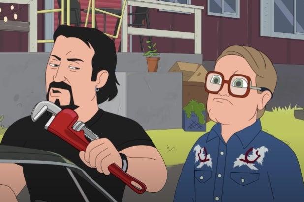 Trailer Park Boys animated series
