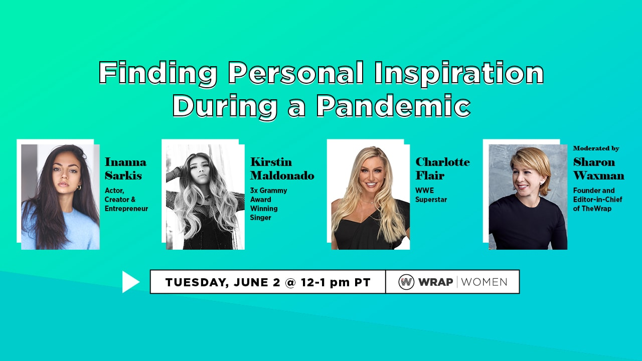 Finding Personal Inspiration During a Pandemic presented by WrapWomen