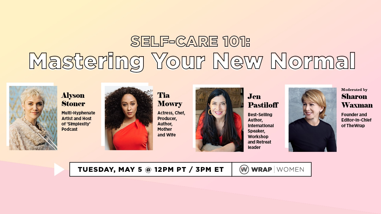 WW Self-Care webinar holding slide