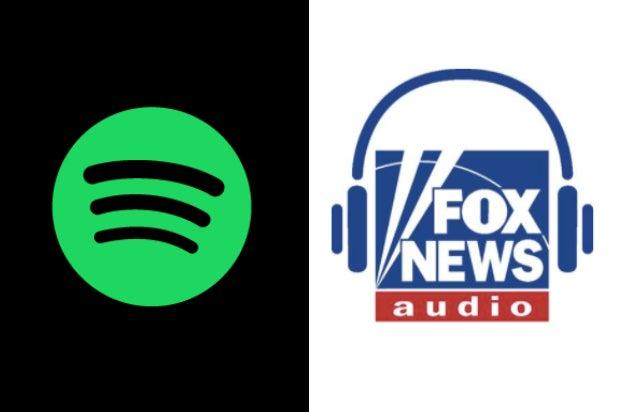 Spotify Fox News Audio