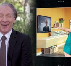 bill maher signs you're a karen 2 hbo