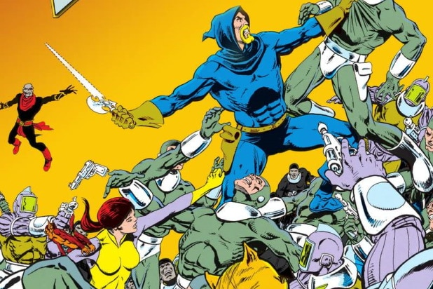 dreadstar superhero