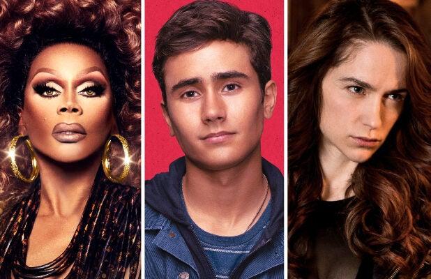 RuPaul's Drag Race All-Stars 5, Love, Victor, Wynonna Earp