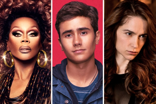 RuPaul's Drag Race All-Stars 5, Love, Victor, Wynonna Earp