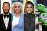 john legend katy perry jennifer hudson kermit