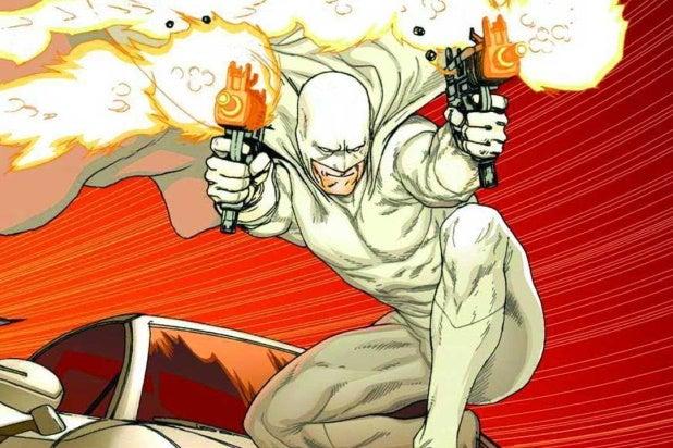 Nemesis superhero