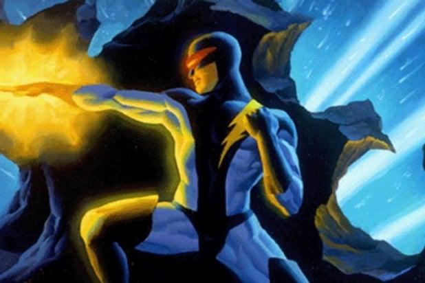 Nexus superhero