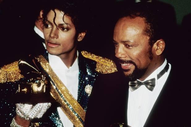 Quincy Jones Michael Jackson