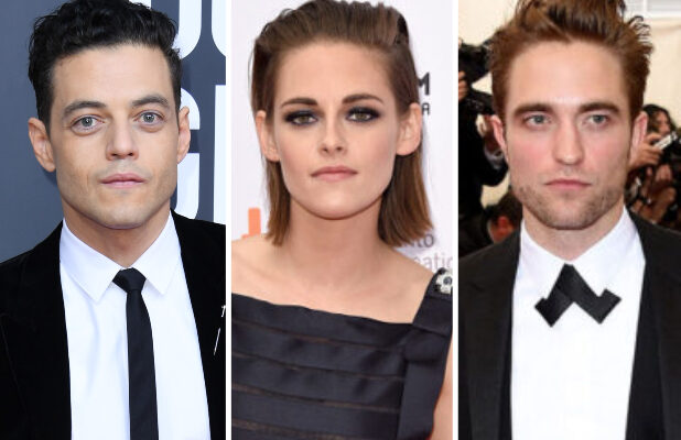Rami Malek Kristen Stewart Robert Pattinson Twilight