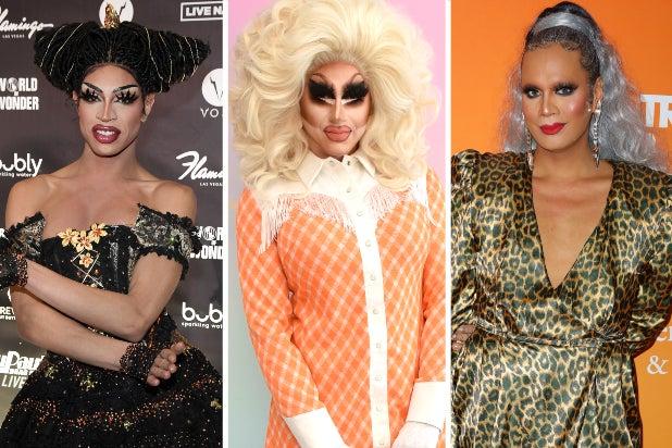Yvie Oddly Trixie Mattel Raja Gemini RuPaul's Drag Race