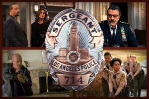 Police influence on TV shows Dragnet Law & Order Deputy