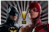 Batman Michael Keaton The Flash Movie