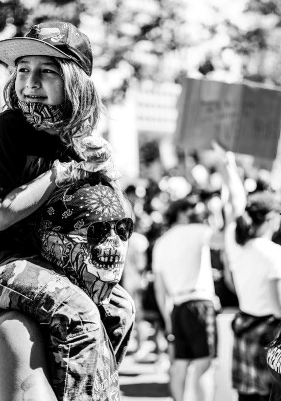 Black Lives Matter rally BLM 1-3Q5A9311