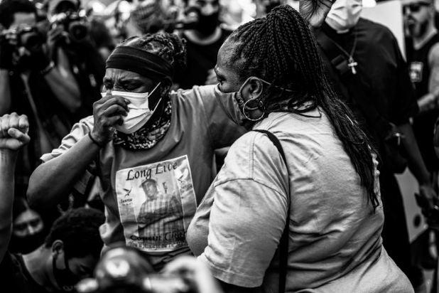 Black Lives Matter rally BLM 26-3Q5A9370