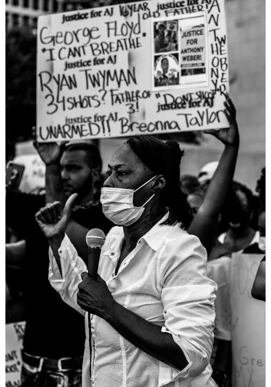 Black Lives Matter rally BLM 50-3Q5A9462