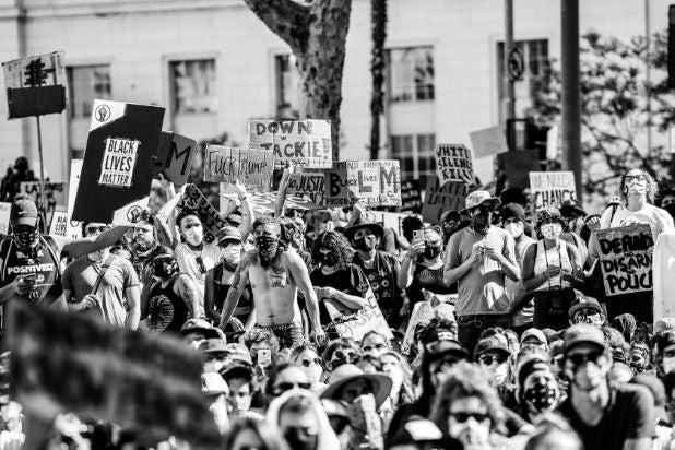 Black Lives Matter rally BLM 54-3Q5A9471