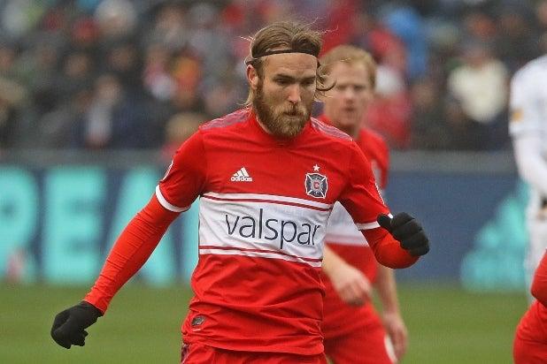 Aleksandar Katai - LA Galaxy